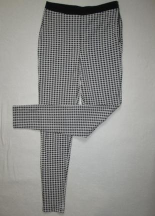 Лосины леггинсы штаны стрейчевые topshop