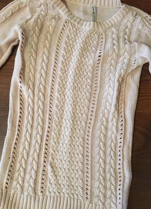Нежный свитерок