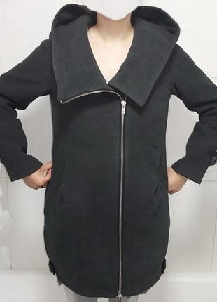Шерстяное пальто ( можно для беременных) burberry