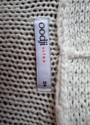 Легкое болеро (вязка) oodji3