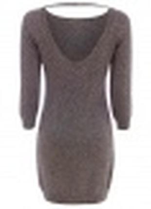 Платье с пайетками  oodji2