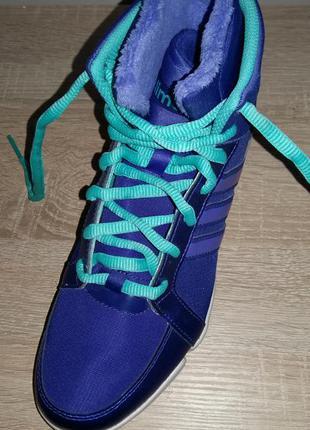 Тепленькі кросівки adidas