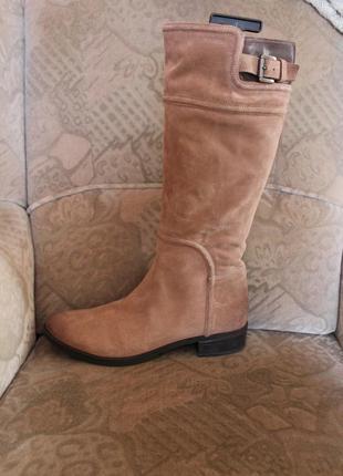Демісезонні чоботи geox1