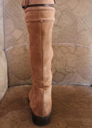 Демісезонні чоботи geox3