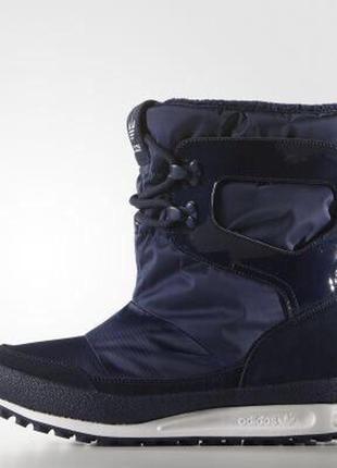 Adidas snowrush сапоги