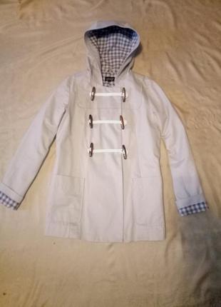 Новое брендовое пальто плащ дафлкот от topshop3