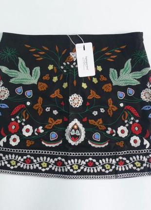 Супер юбка zara