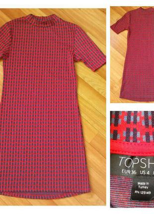 Фирменное платье topshop, размер 36\81