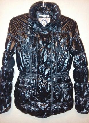Черная курточка , теплая, tally weijl