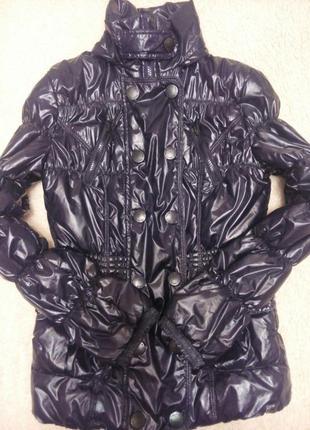 Черная курточка , теплая, tally weijl3