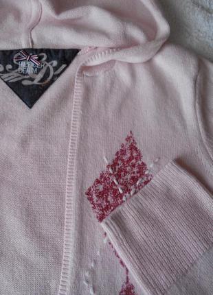 Tommy hilfiger, свитер/ пуловер/ джемпер/ худи, оригинал, р. l-xl.3