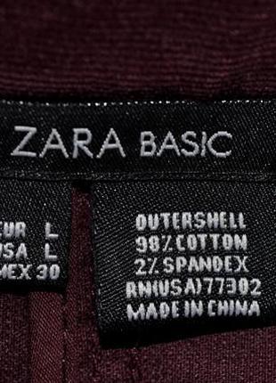Блуза zara вельветовая4