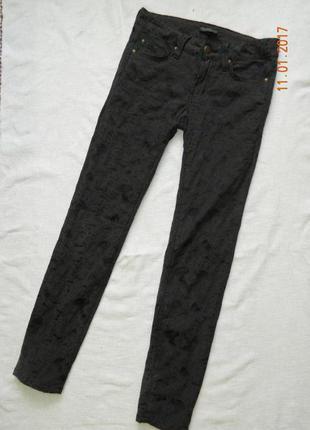 Очень красивые брюки с узором1