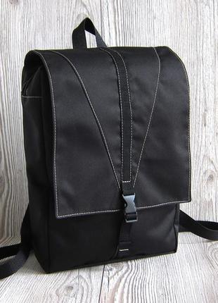 Черный рюкзак с отделением для планшета или ноутбука1