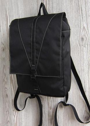 Черный рюкзак с отделением для планшета или ноутбука2