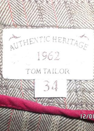Хлопковые шорты tom tailar.