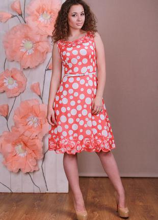 Платье летнее аура