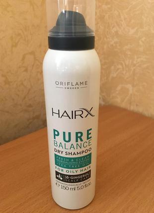 """Сухой шампунь для волос """"эксперт баланс"""""""