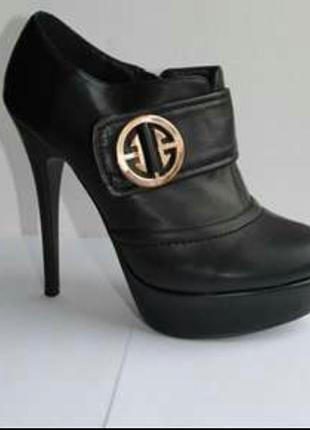 Ботильены ,супер ботиночки,не дорого,кожа