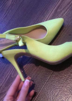 Женские лоточки new look оригинал. женские туфли
