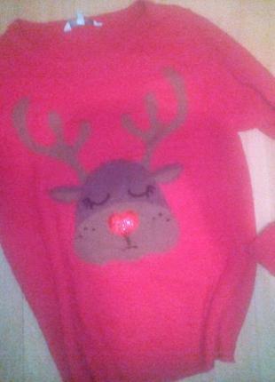 Шикарный свитерок, свитер oodji