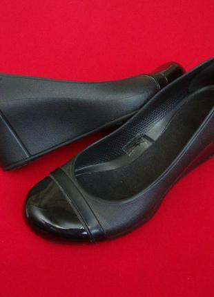 Туфли балетки crocs black оригинал 35-36 размер