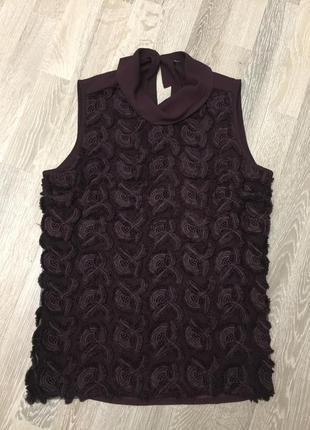 Шифонов блуза