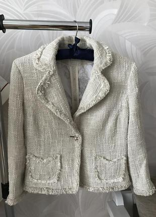 Жакет пиджак в стиле chanel river island