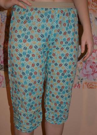 Милые пижамные штанишки в совушки:)