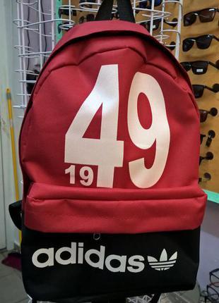 Новый молодежный рюкзак adidas