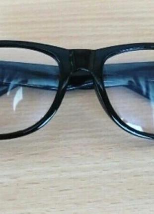 Очки для стиля , имиджевые очки