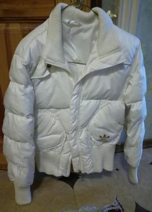 Куртка  стильная adidas