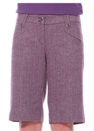 Стильные тёплые шорты kira plastinina