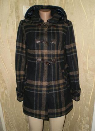 Пальто дафлкот от clochouse 44-46
