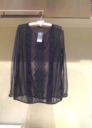 Крутая блузка f&f!