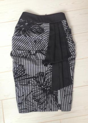 Оригинальная юбка карандаш