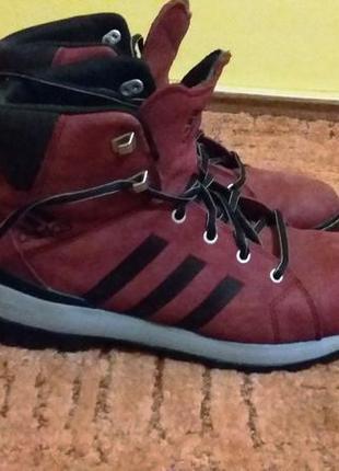 Ботинки adidas удобные и прочные  (continental)