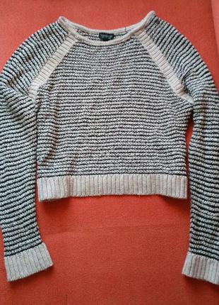 Укороченный свитерок