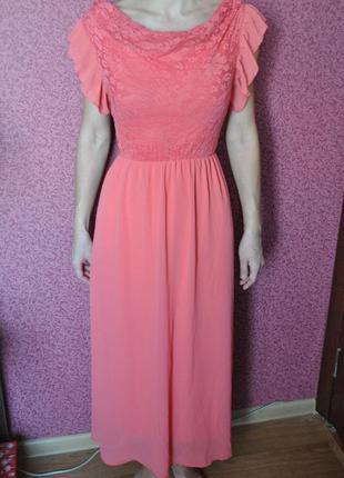 Платье для выпускного в стиле винтаж