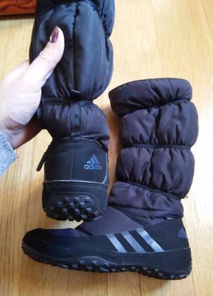 Adidas clima warm 38.5р. (25см).