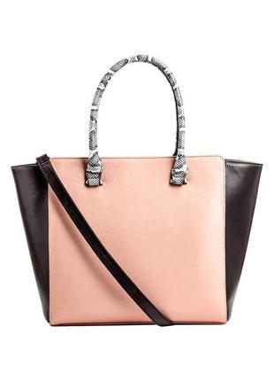 Новая классическая сумка от h&m англия