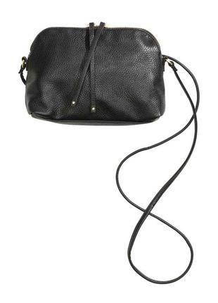 Маленькая сумка кроссбоди от h&m англия
