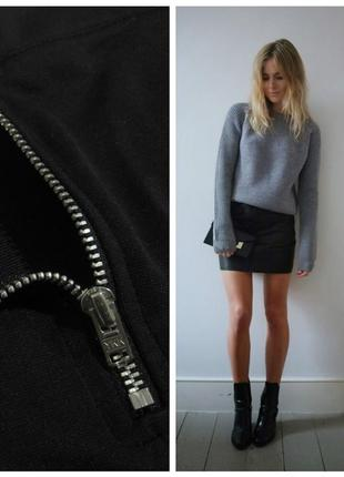 Бандажная мини юбка утяжка topshop ,uk 6
