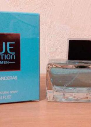 Antonio banderas blue seduction edt 100ml оригинал