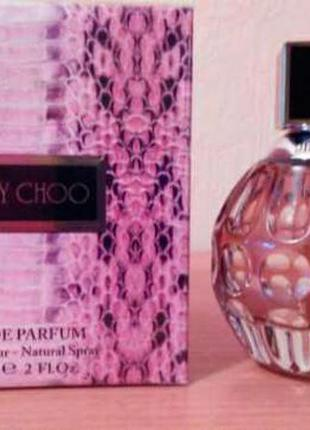 Jimmy choo jimmy choo edp 60 мл оригинал