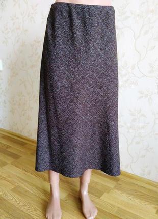 Теплая новая юбка от marks&spencer