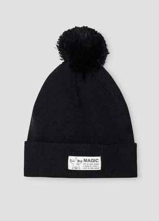 Новая шапка pull&bear
