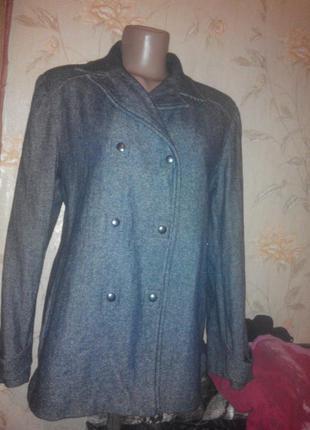 Обалденная куртка пиджак на весну ог 98-100см