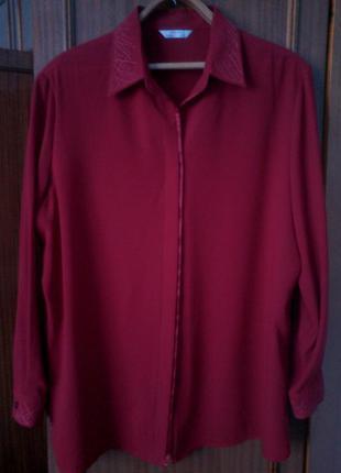Англійська брендова блузка marks&spenser