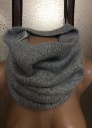 Снуд - шарф - шапка